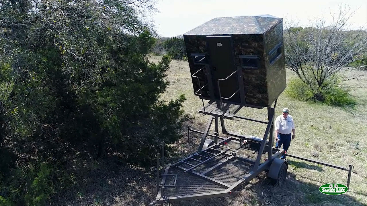 The highest quality and easiest to setup hunting blind on the market.
