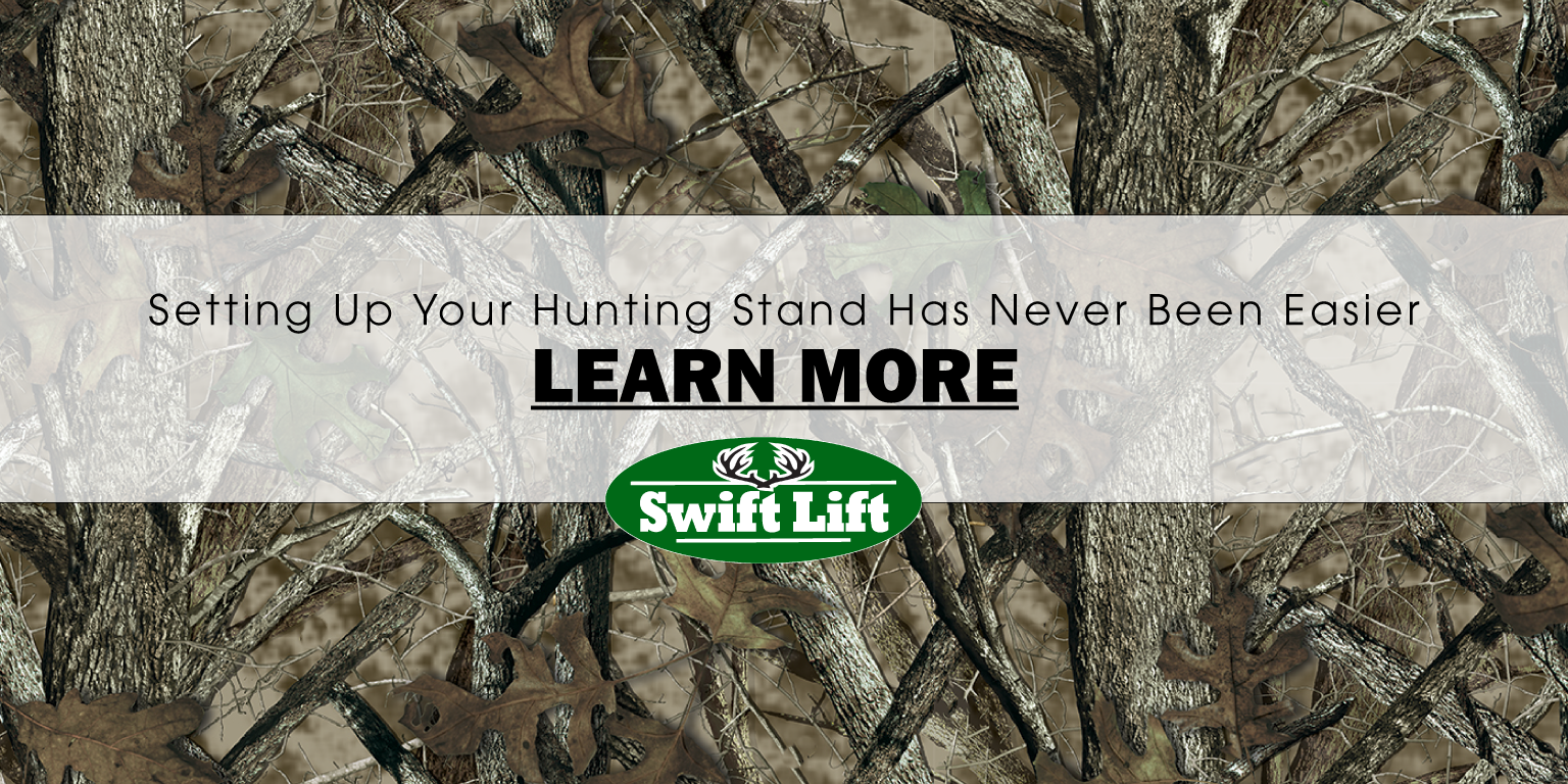 Pros & Cons To An Elevated Hunting Tower Blind - The Swift Lift